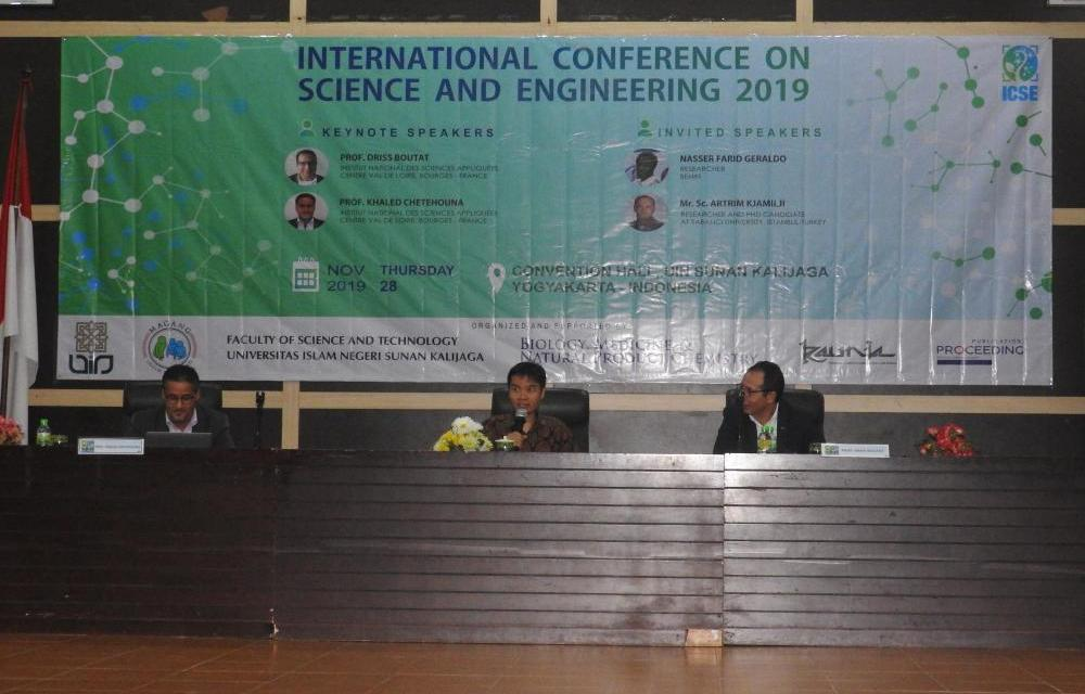 Mengembangkan Jiwa Penelitian, Dua Mahasiswi PBI IAIN Surakarta Ikuti The 3rd International Conference of Science and Technology 2019