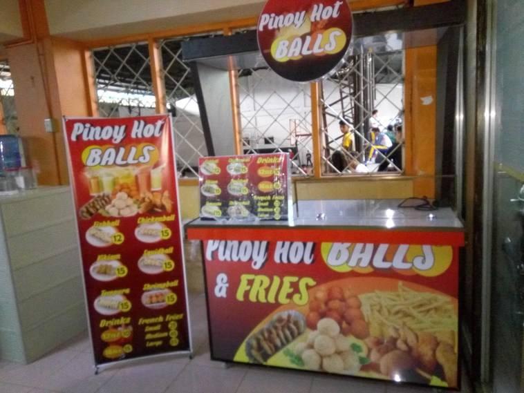 Pinoy Hot Balls: Fishball. Kikiam & Squidballs Food Cart Franchise - Fab.ph