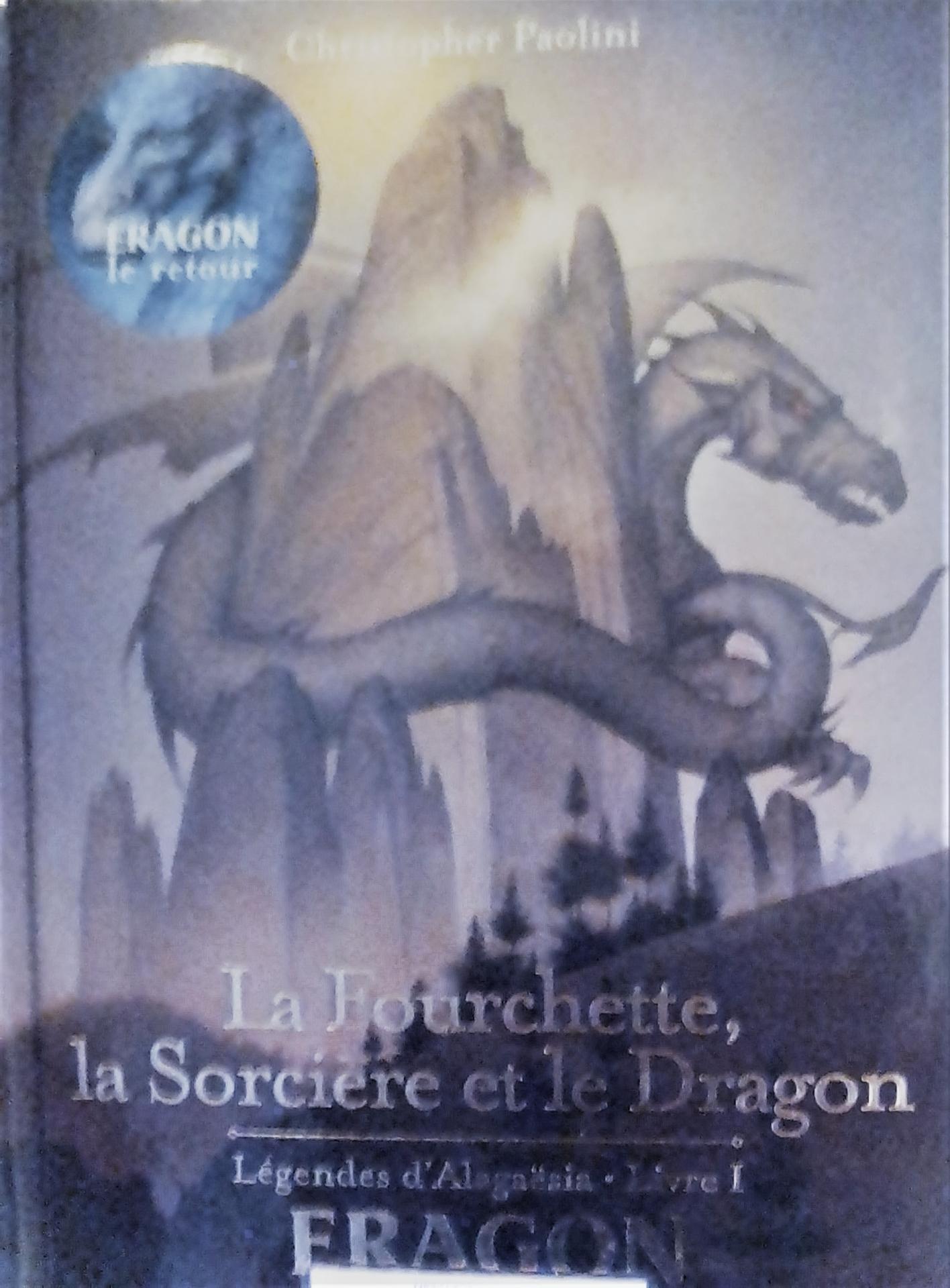 La Fourchette La Sorcière Et Le Dragon : fourchette, sorcière, dragon, Fourchette,, Sorcière, Dragon, Paolinii