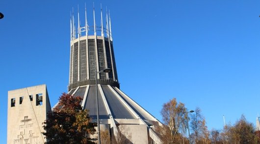 Catholic Liverpool Metropolitan Cathedral - Highlights Tour