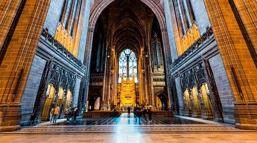 Liverpool Anglican Cathedral - Highlights Tour