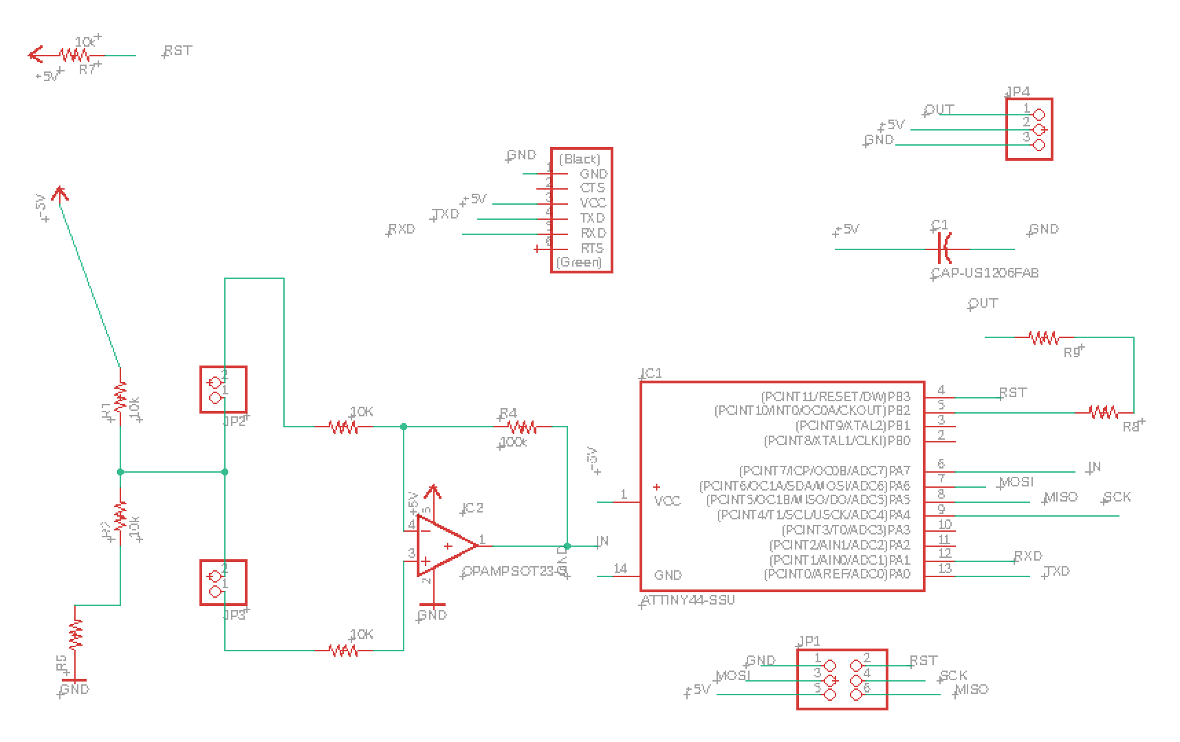 hight resolution of the circuit for the final