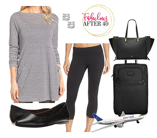 b66555b26b6e What To Wear Travelling On A Plane How Travel In Style