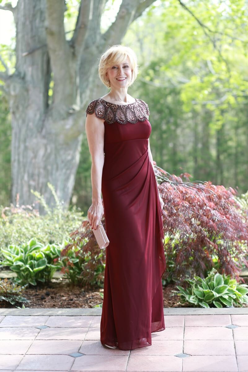 Best Mother of the Bride Dress Color  Fabulous After 40