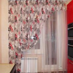 Kitchen Curtains Ideas Appliances List 舒适的小厨房窗帘 照片和有趣的想法 Fabalabs Org