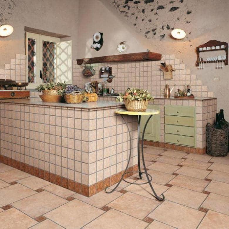 tile floors in kitchen countertop material 建议 在地板上的厨房里选择什么瓷砖 我们能够胜任修理 fabalabs org 迄今为止 现代市场在厨房提供了大量的地砖