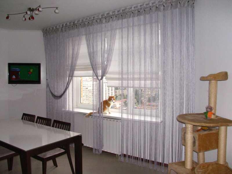 kitchen curtain ideas delta touchless faucet 厨房里有吸引力的长丝窗帘 照片和想法 fabalabs org