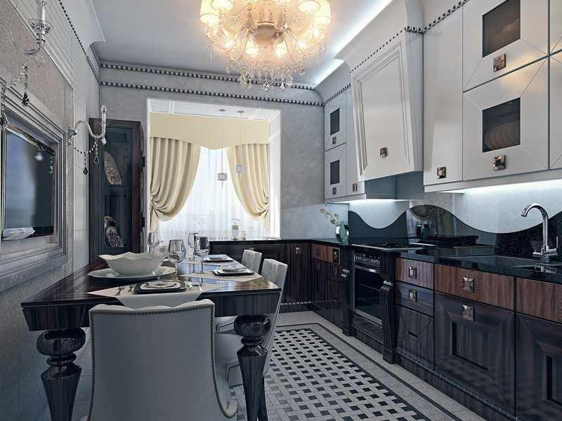 kitchen art decor pantrys 装饰艺术风格的厨房 任何时代的外观设计 fabalabs org 艺术装饰风格的厨房设计 图