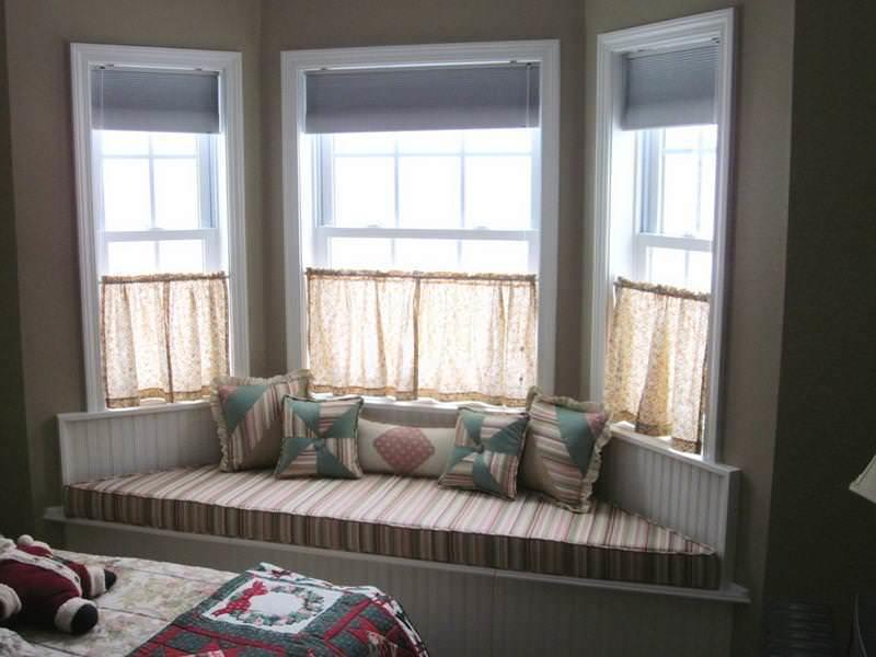 kitchen bay windows corner cabinet solutions 带飘窗的厨房设计 如何击败不寻常的元素 fabalabs org 凸窗设计的色标必须与厨房的一般调色板一致