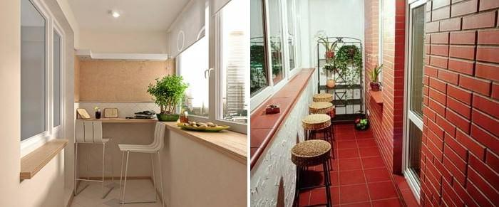 kitchen counter options interior design 厨房和阳台的结合:你需要这个 | fabalabs.org
