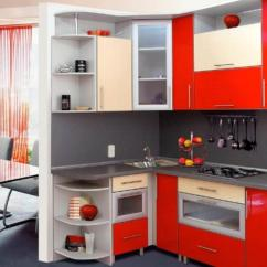 Kitchen Compact Cabinets For Sale 小厨房紧凑的角落厨房 选择和设计规则的特点 Fabalabs Org