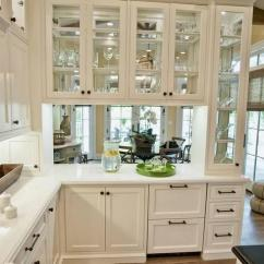 Lowes Kitchen Cabinets Old Fashioned Faucets 厨房舒适的橱柜 如何选择和放置在哪里 Fabalabs Org
