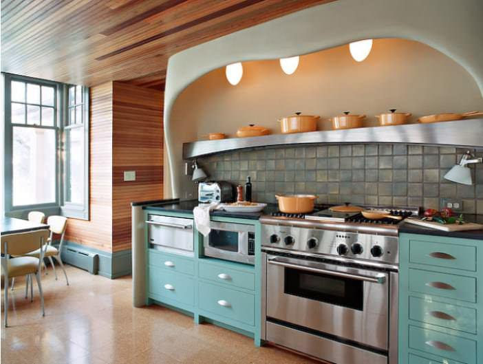 best kitchen ideas retro stoves 厨房设计 top最好的想法 fabalabs org