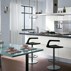 Kitchen Curtains Ideas Free Standing Storage 厨房窗户上的新窗帘 照片和选择想法 Fabalabs Org 高科技风格的窗帘将使小厨房变得无法识别