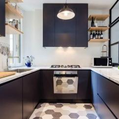 Kitchen Layout Ideas Ceramic Sink 舒适的u形厨房 布局的想法 Fabalabs Org