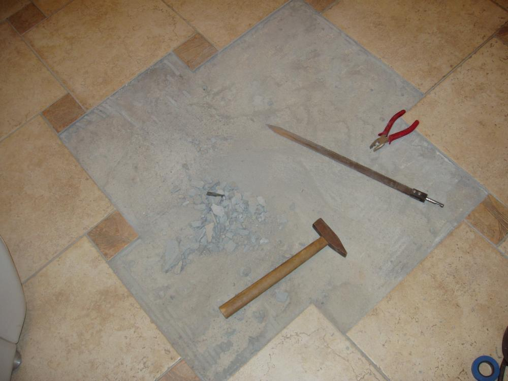 how to dismantle tiles 5 important