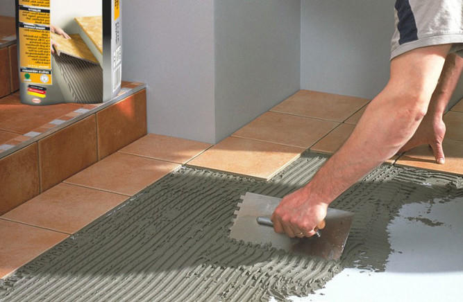 how long the tile adhesive dries 3