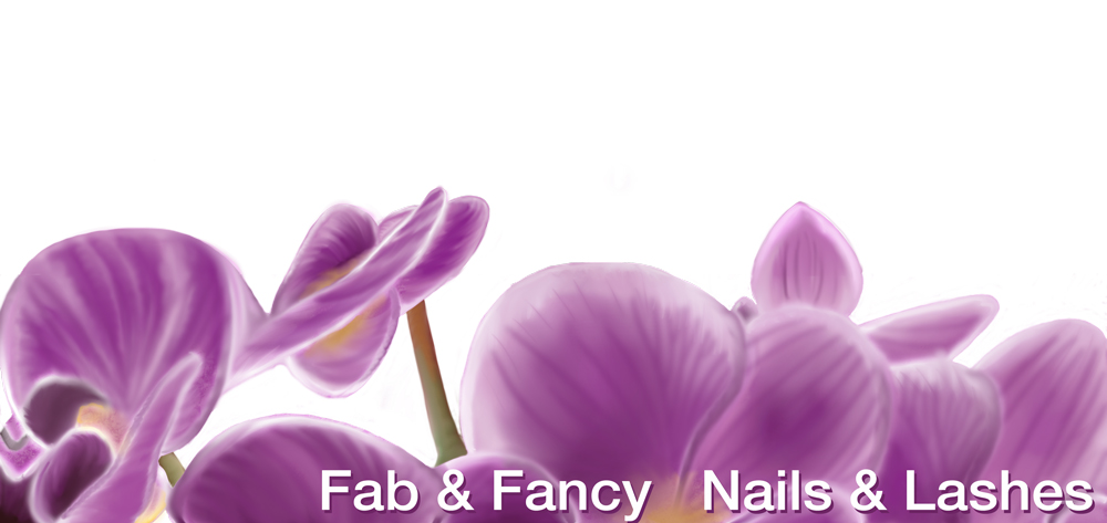 Fab & Fancy Nails & Lashes - Logo