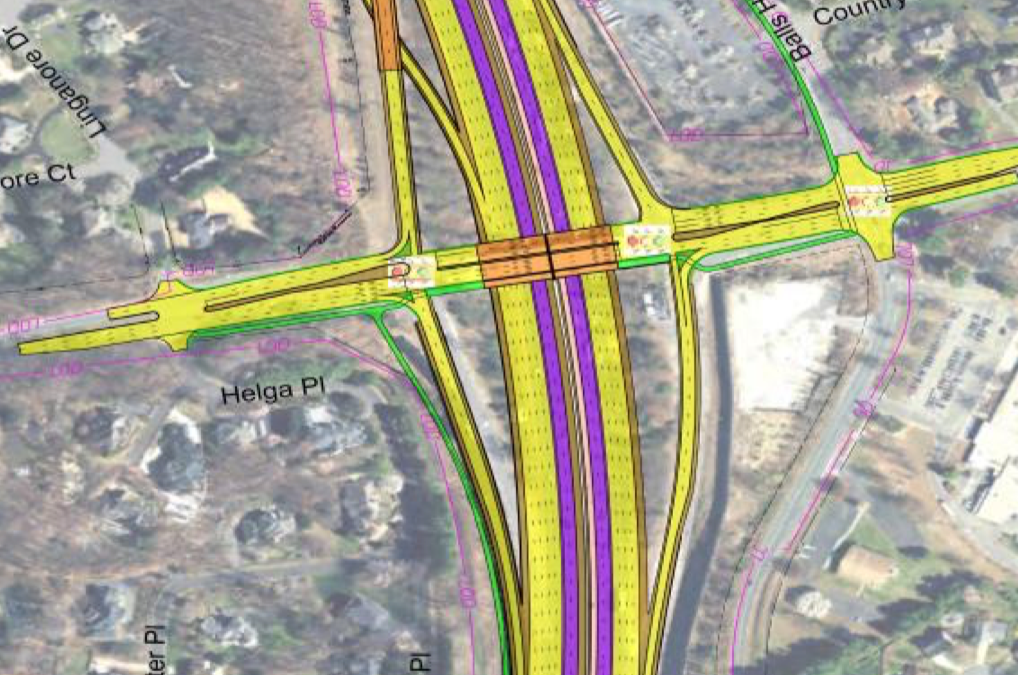 I-495 EXPRESS LANES NORTHERN EXTENSION STUDY