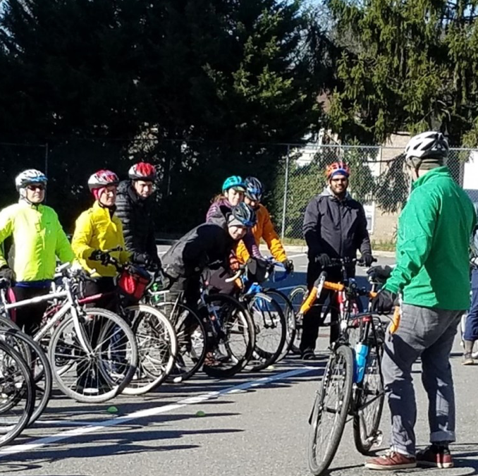 Become a Bicycle Safety Leader!