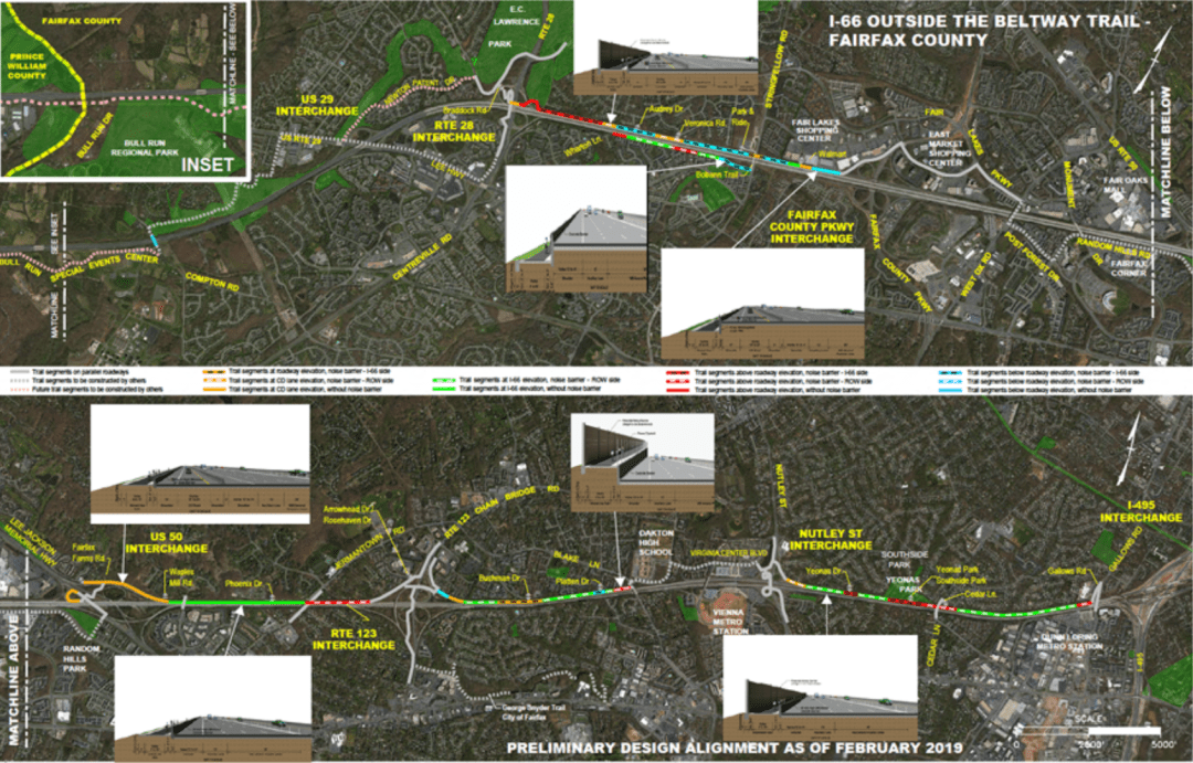 Updated I66 Trail Design Feb2019 - Updated I-66 Trail Designs Now Available