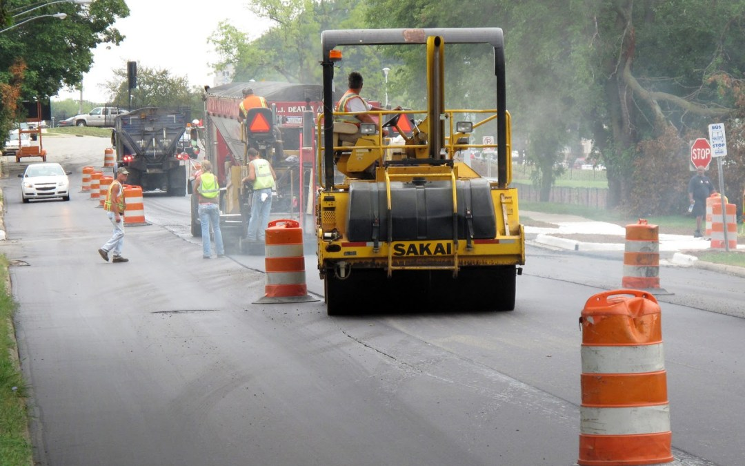 Public Hearings Set for 2019 Paving and Restriping Program