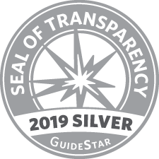 guideStarSeal 2019 2018 silver - Donate