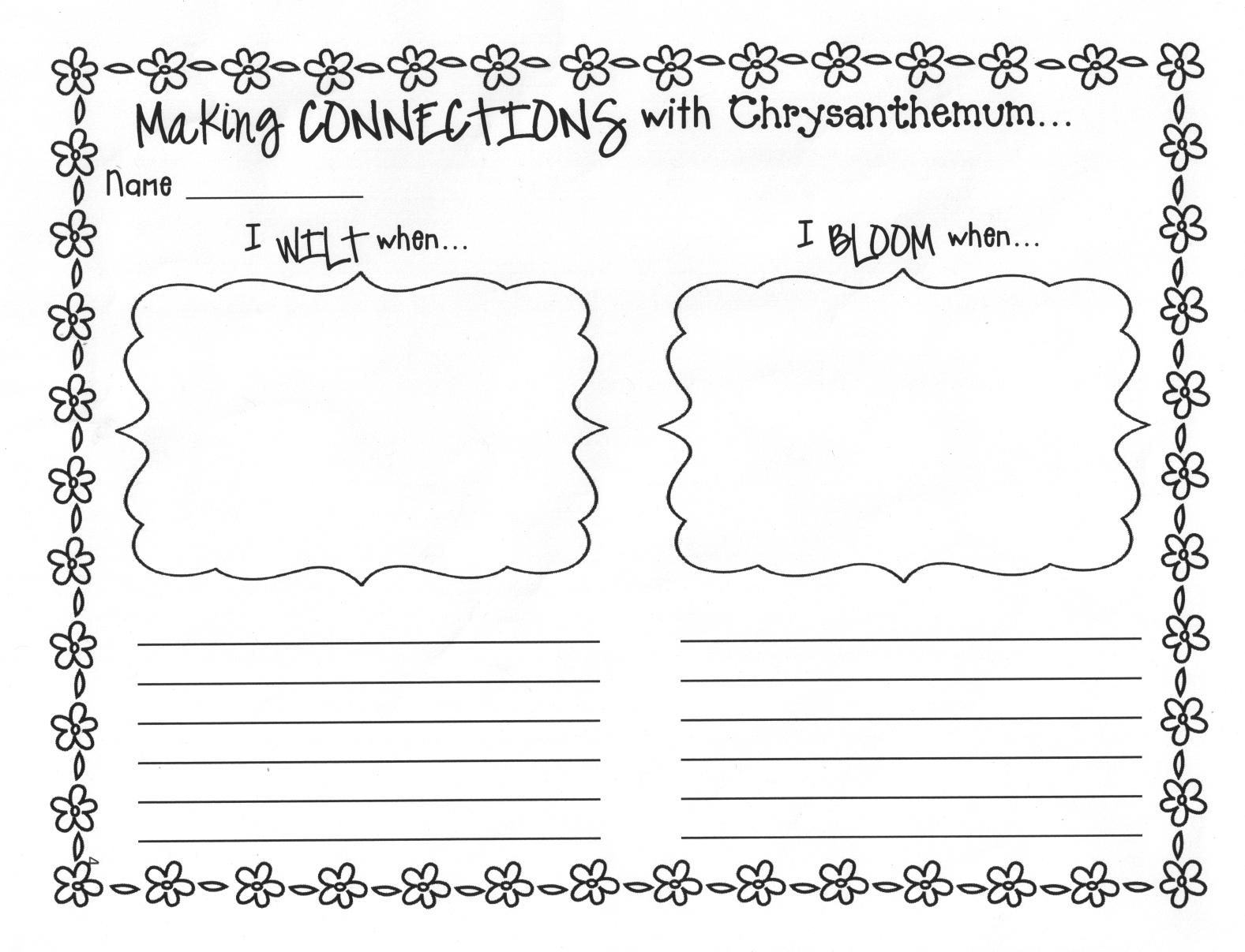 Worksheet For Kindergarteners