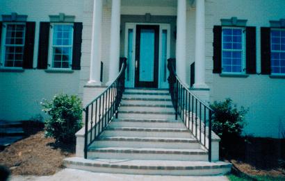 exterior stair rail 3