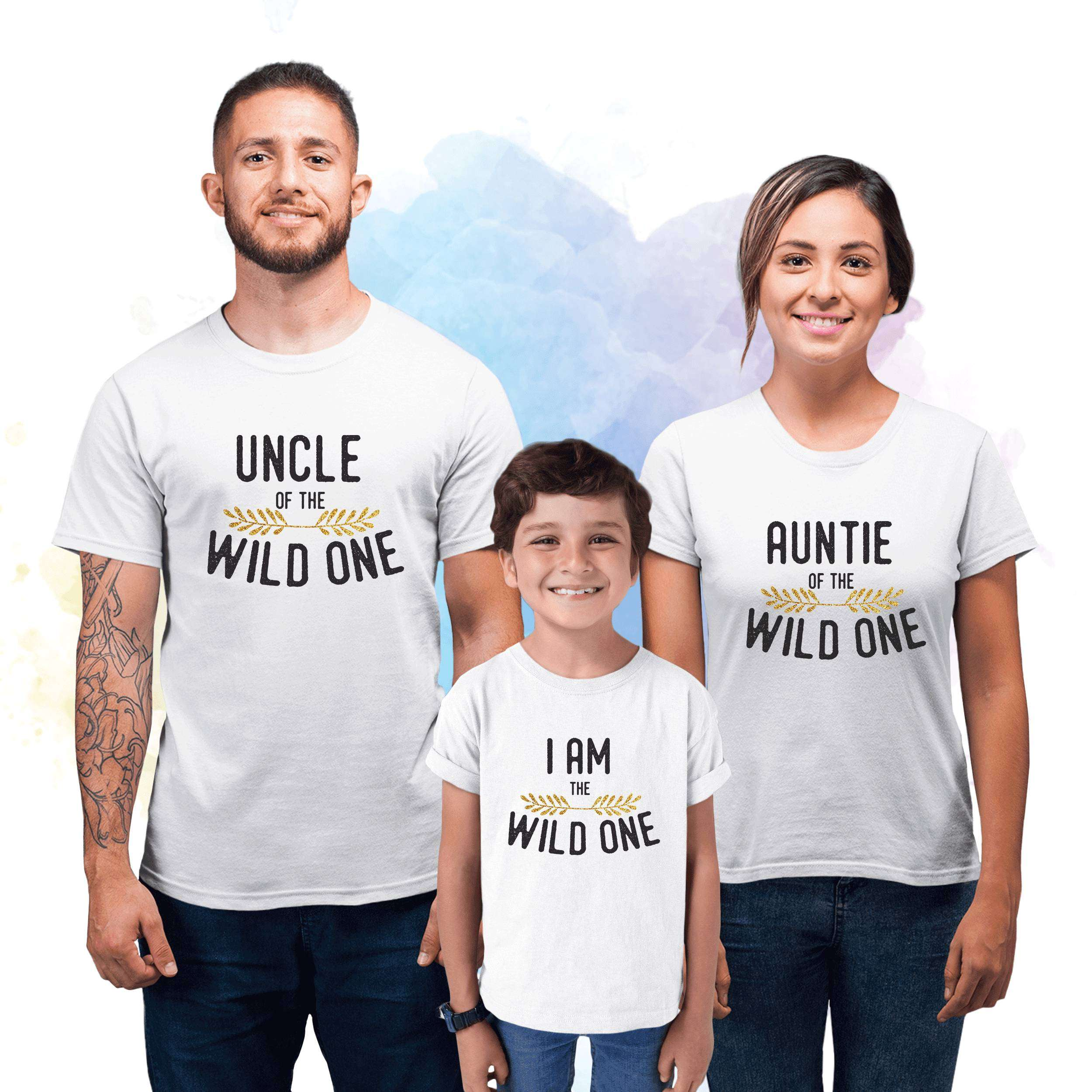aunt uncle kid wild
