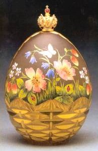 Summer Egg by Theo Faberge