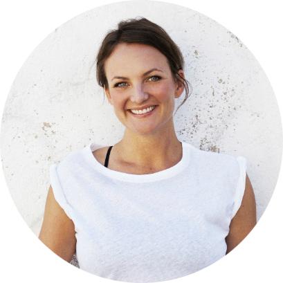 """Selvstændig og mor #10 - Karen Pallisgaard: """"Følg hjertet"""""""