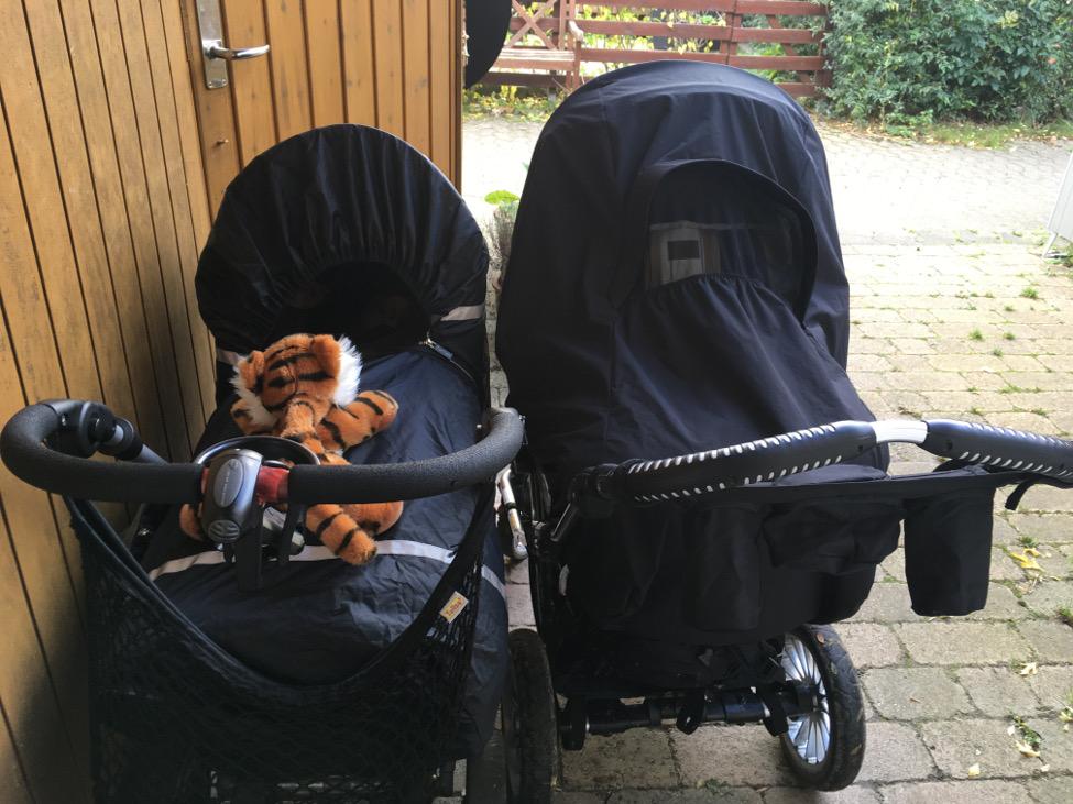 Forskellen på at have 1 og 2 børn - livet med to små børn