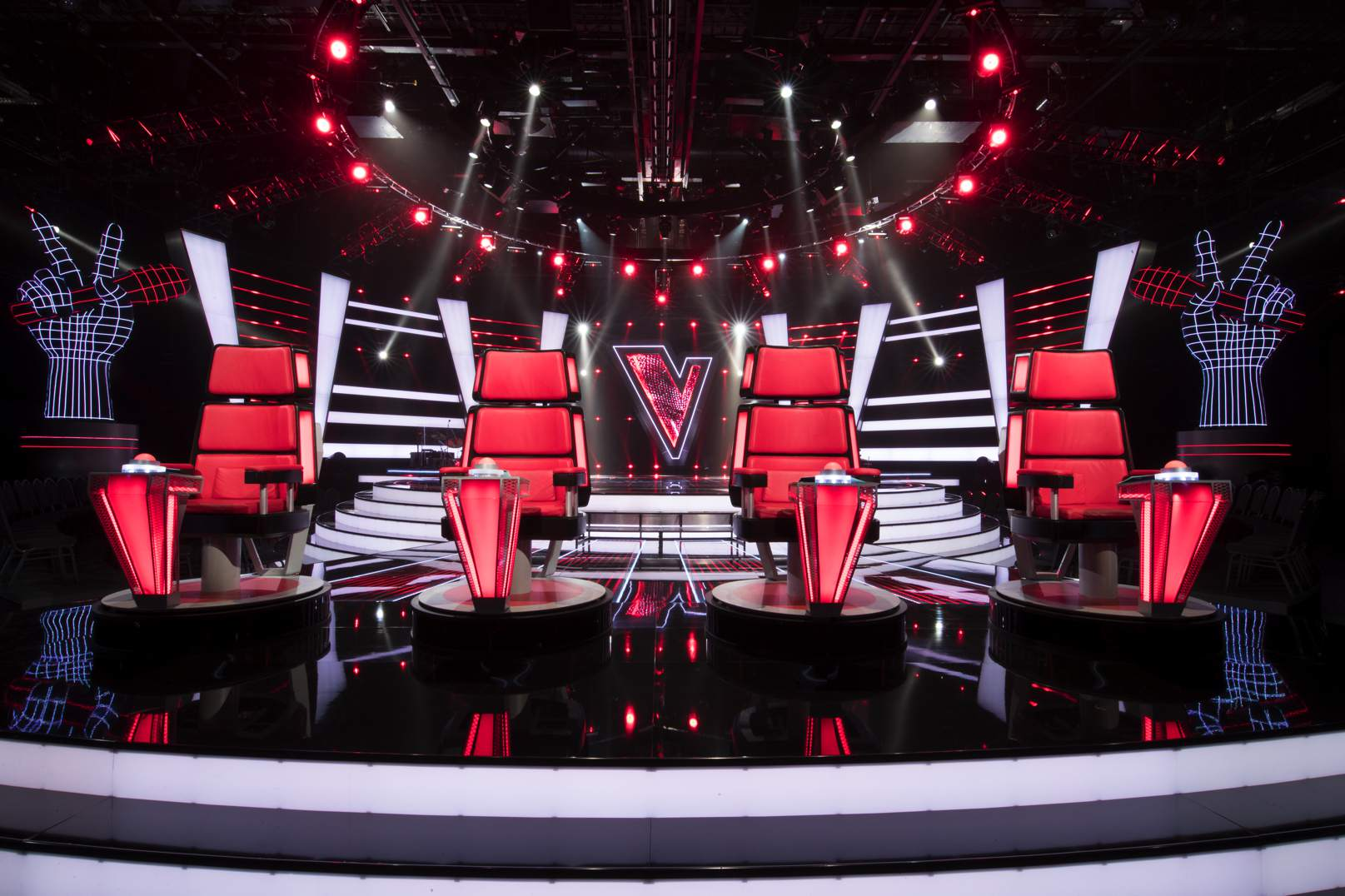 air chair frame waiting area chairs the voice of holland 2017 – 2018 | faber audiovisuals