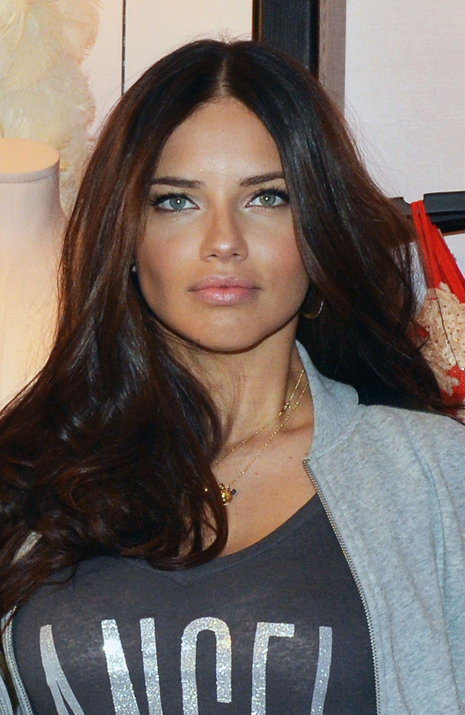 Victorias Secret Angels Celebrate Holiday 2012 In NY