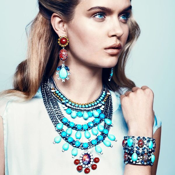 Style Watch Turquoise Jewelry Trend Fab Fashion Fix