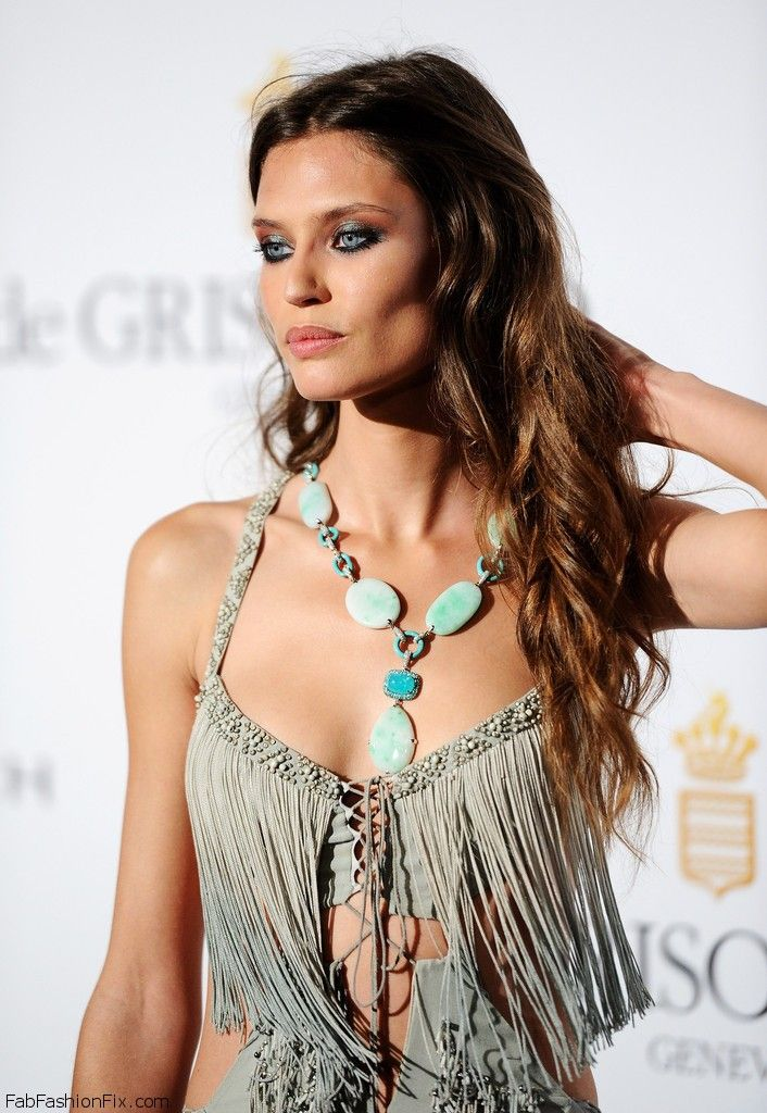 Style Watch Celebrities Wearing Turquoise Jewelry Fab