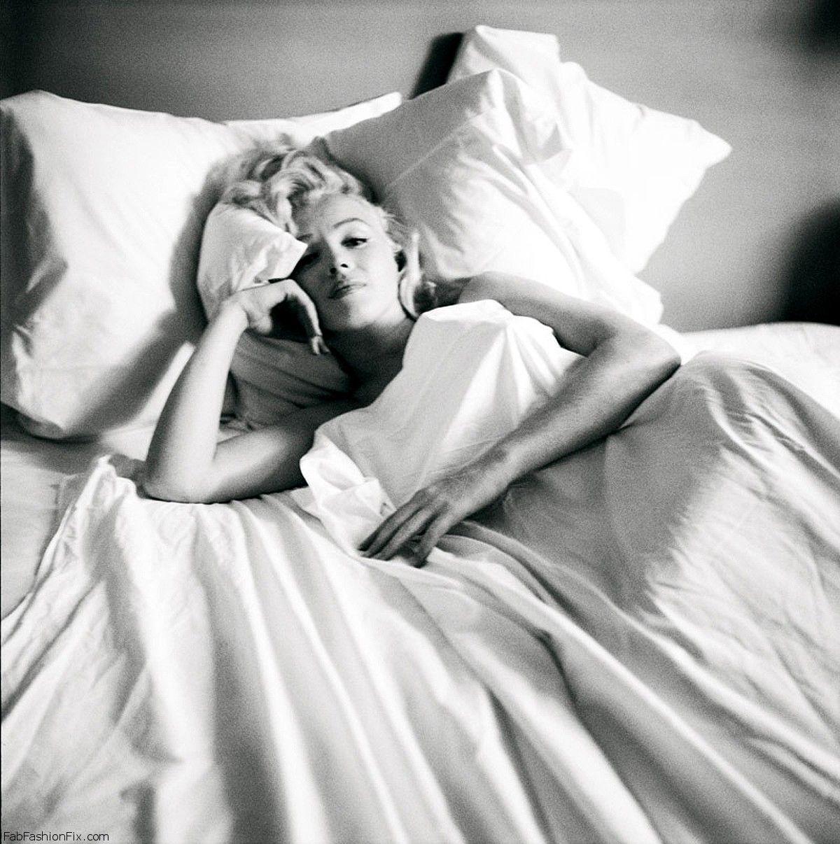 Marilyn Monroe photoshoot by Milton Greene  Fab Fashion Fix