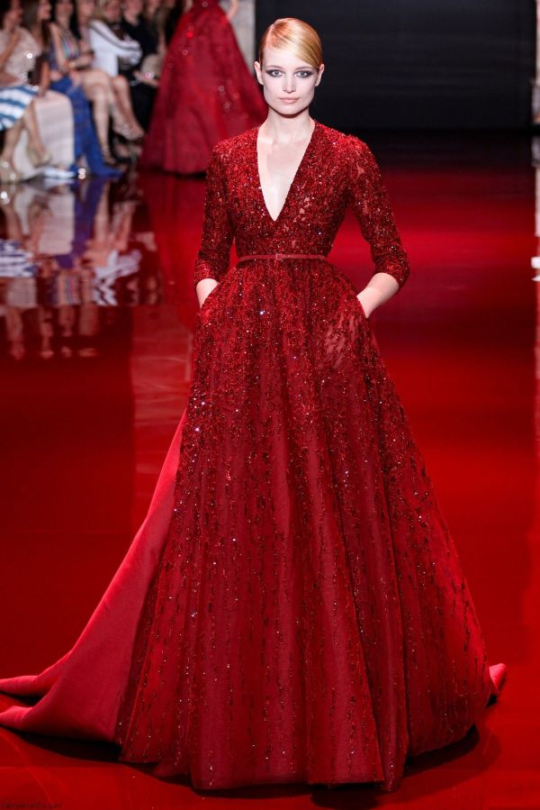Elie Saab Haute Couture Fall Winter 2013-14 Collection