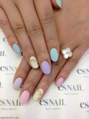 nails pastel trend and inspirations