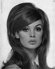 1960s mod inspired makeup tutorial
