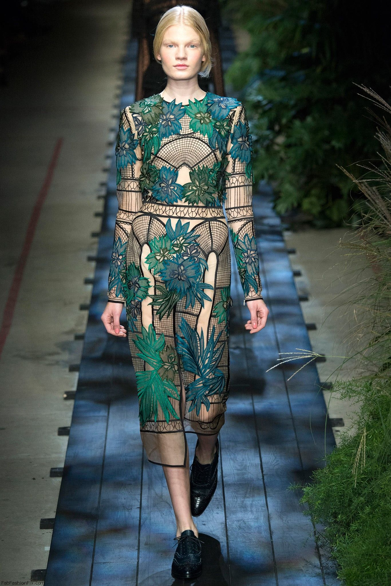 Erdem springsummer 2015 collection  London fashion week