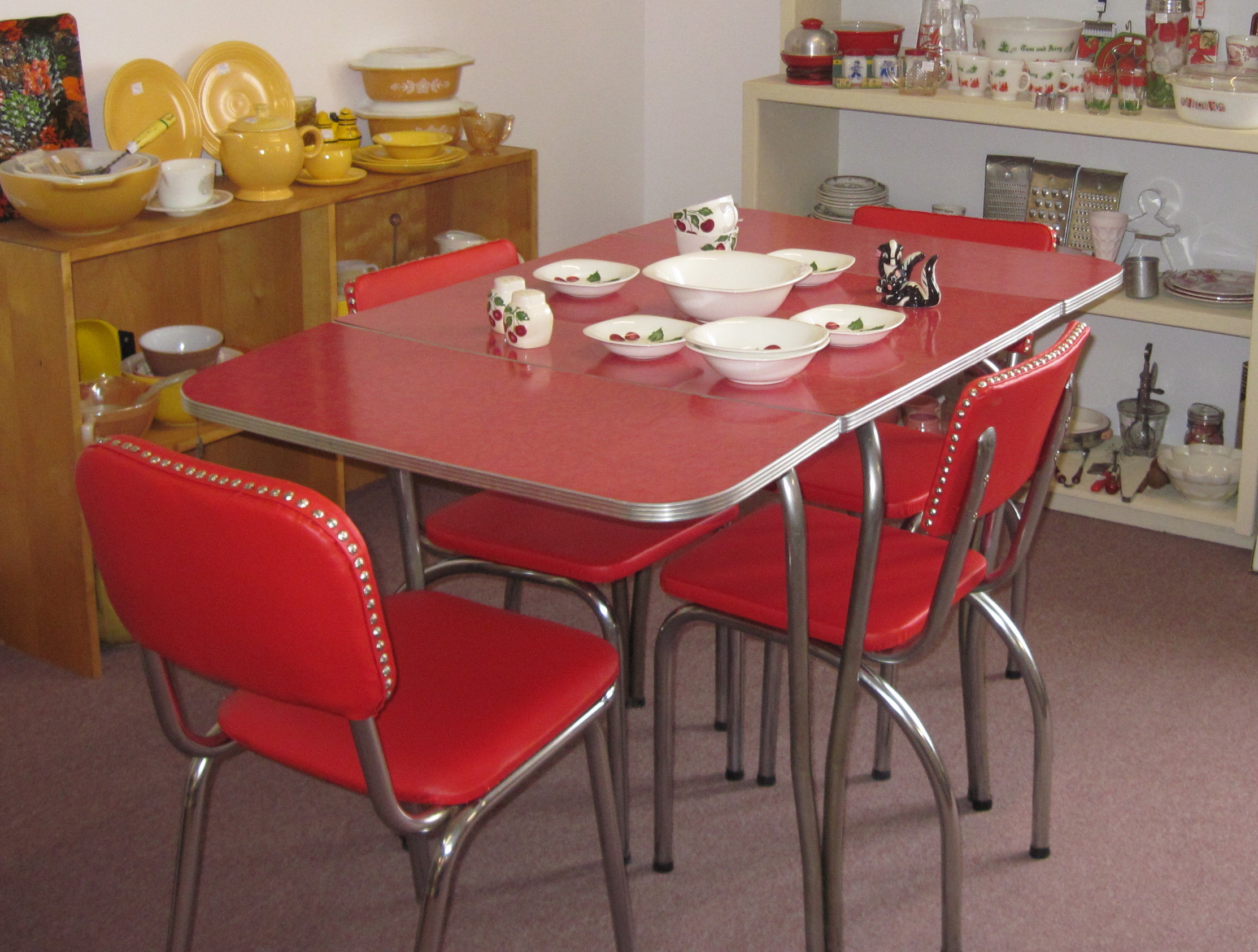 Formica Table And Chairs Formica Table Fabfindsblog