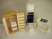 Marx Toys Eastham E-Line Sindy Doll Furniture | fabfindsblog