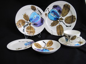 1960 s buffet dinnerware myideasbedroom com
