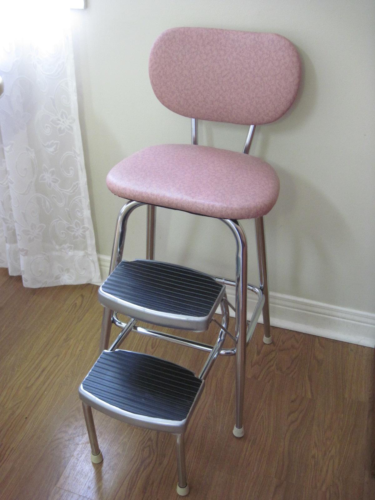 old fashioned kitchen chair step stool island lighting vintage furniture fabfindsblog