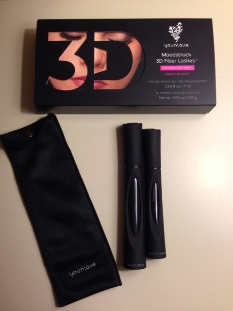 Image of the Younique 3D Fiber + packaging