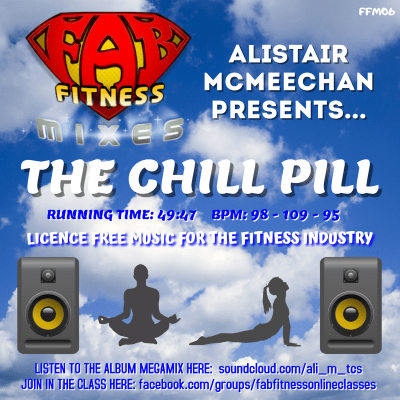 The Chill Pill - Front Cover