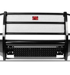black steel front bumper ford superduty [ 1920 x 1080 Pixel ]