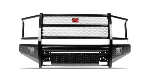 small resolution of black steel front bumper ford superduty